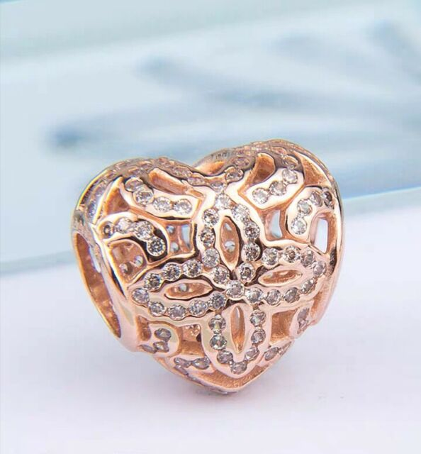 pandora rose gold