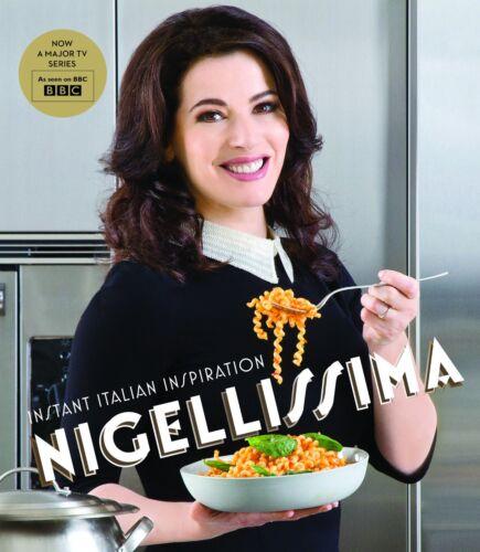 1 of 1 - Nigellissima: Instant Italian Inspiration Nigella Lawson Hardback, 2012