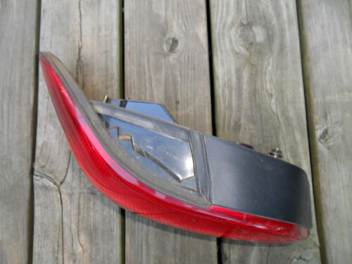 98 99 00 01 02 Volvo C70 Coupe Convertible Tail Light Lamp Lens LH Driver Left