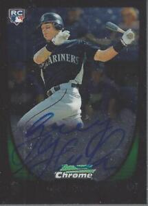 2011-Bowman-Chrome-Rookie-Autographs-198-Greg-Halman-Auto-NM-MT