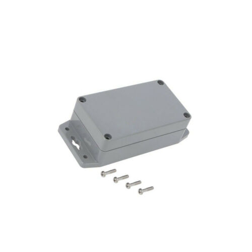 G304MF-IP67 Chassis 115mm Z Universal x 40mm with Bracket ABS Gaint 65mm Y