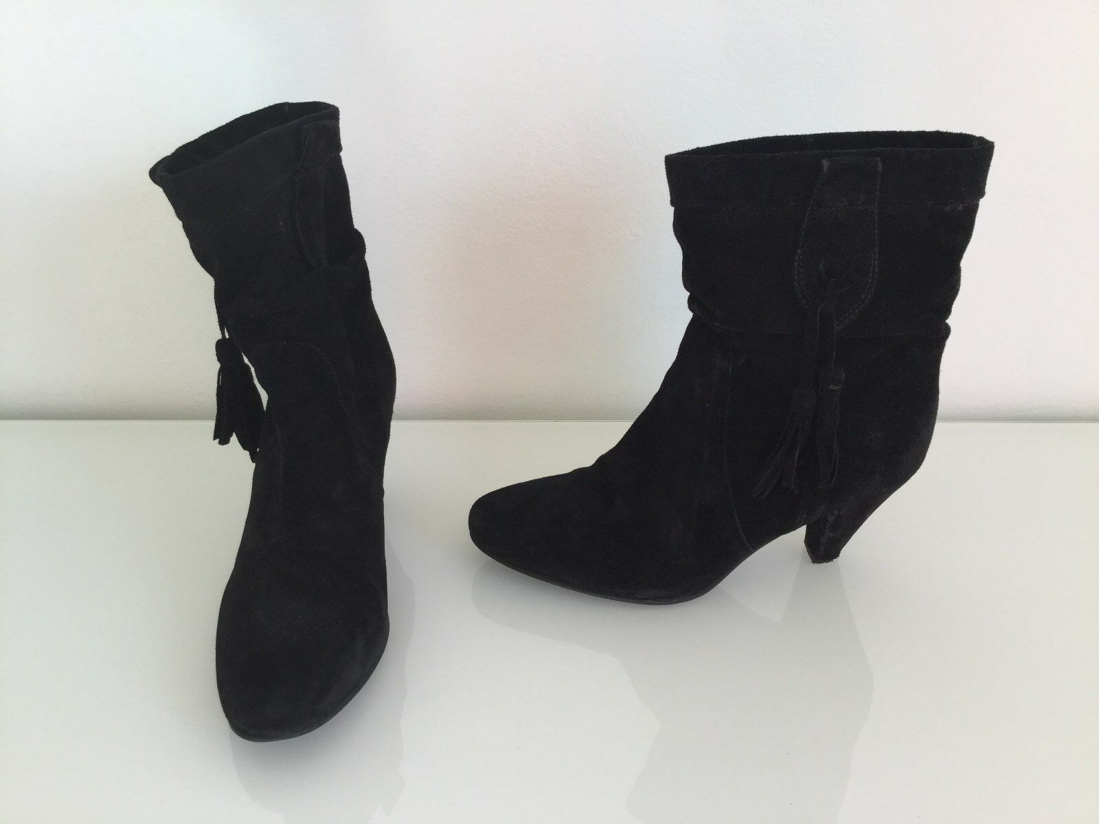 BOTTINES  MINELLI  P39 - TBE, PEU PORTEES