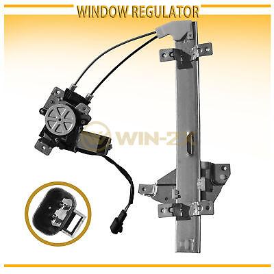1pc Rear Right Power Window Regulator w// Motor Assy Fit Century//Regal//Intrigue