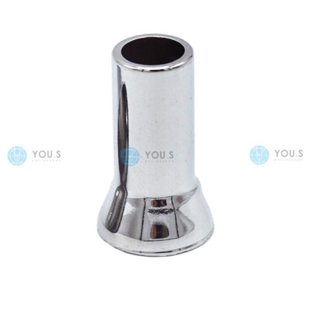 16 Stück YOU.S Alu Chrom-Look Ventilhülsen Ventil Abdeckung für Auto PKW LKW