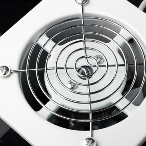 Leise Badlüfter Wandventilator Ventilator Lüfter Ø 100 mm 40dB