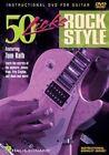 50 Licks Rock Style Guitar 0073999238389 With Tom Kolb DVD Region 1