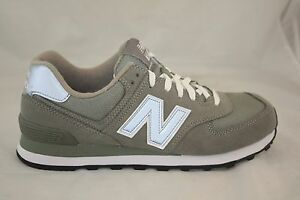 finest selection 19fa8 8a69e Details about mens shoe new balance m574gs grey color classic