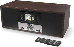 Digital DAB/DAB+/FM and Internet Radio Wi-Fi CD Player