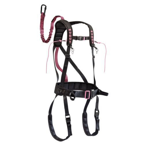 Muddy Treestand Safety Harness Rosa Hunting Blind Safeguard Rosa Harness Sm/Med Damenschuhe Girls 09ee1c