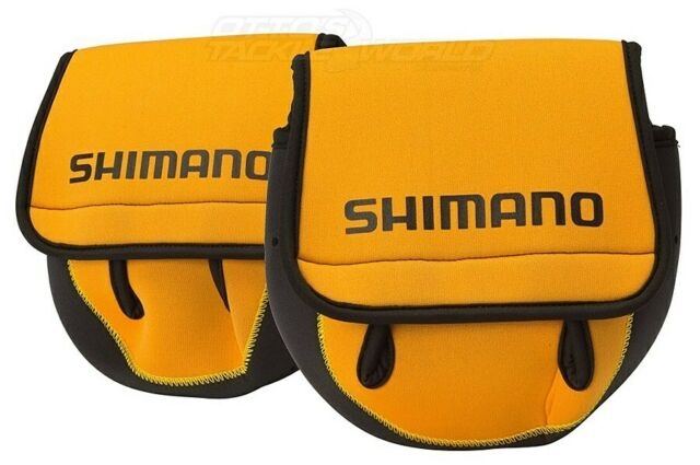 Shimano Spin Reel Covers S Size: Small (1000 - 2500) NEW @ Otto's Tackle World