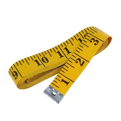 RS yellow 2M 6FT tape meter measuring tape scale metal capsule F3X2