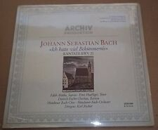 Karl Richter BACH Cantata No.21 - Archiv 2533 049 SEALED