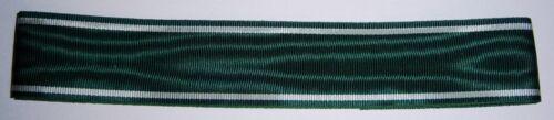 Inc 1868-1877 UK p/&p GERMAN- SAXON Long Service Medal Ribbon