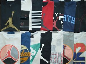 Men-039-s-Nike-Jordan-Basketball-Cotton-T-Shirt