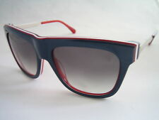 MARC BY MARC JACOBS SUNGLASSES NAVY RED GOLD  MMJ 293 7V5 JJ BNWT