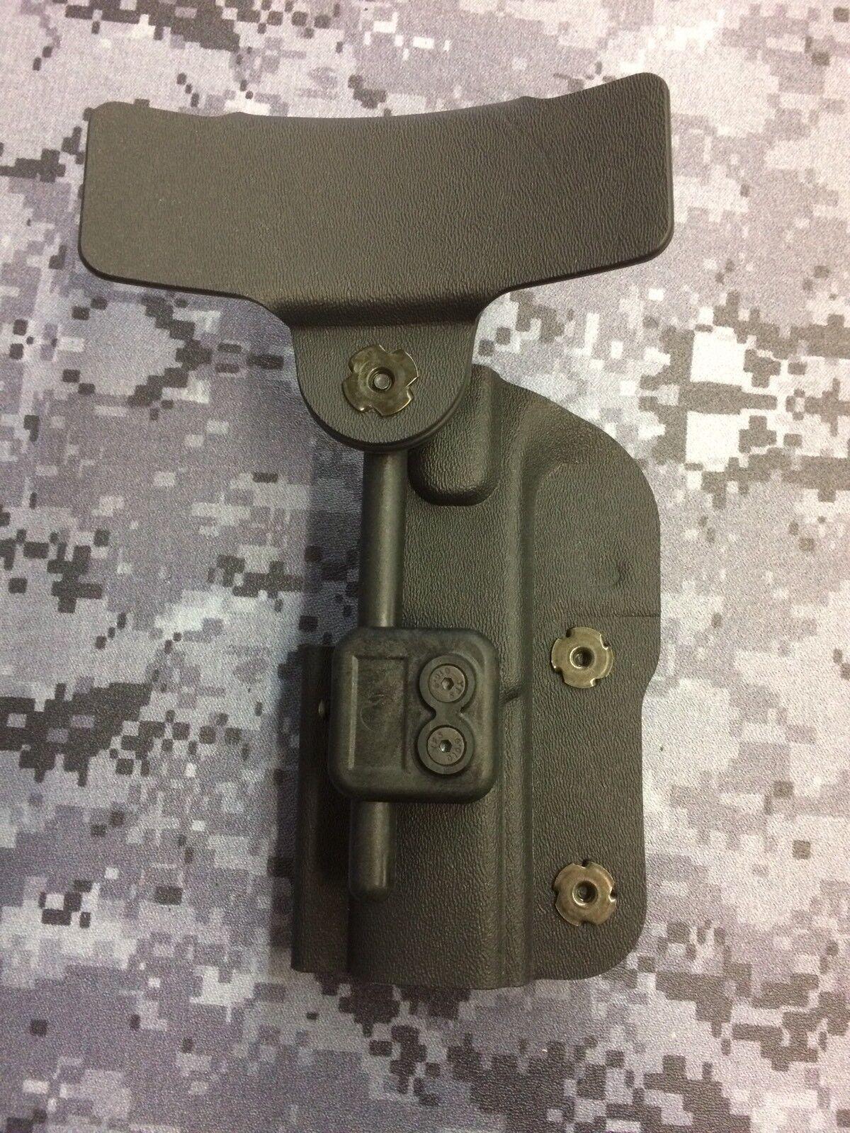 SHADOW2 H&S Speedsec4 3-D 3-D 3-D Kydex Waffen Holster für CZ Shadow 2   SCHWARZ 007688