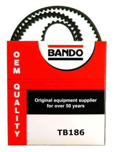 Engine Timing Belt-OHC Timing Belt Precision Engineered Timing Belt Bando TB186