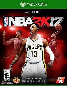 NEW NBA 2K17 (Microsoft Xbox One, 2016) Basketball