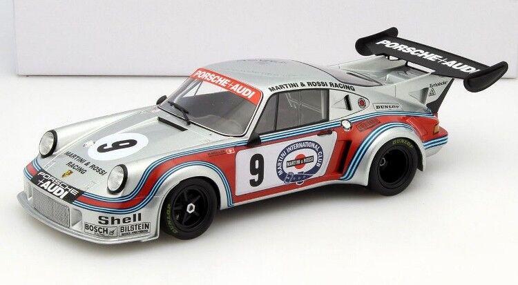 1974 Porsche 911 RSR TURBO 2.1 Watkins-Glen por Norev Modelo Diecast