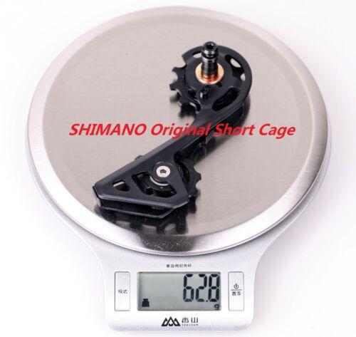 J/&L Ceramic Oversize Derailleur Pulley-Shimano R9100//R9150,R8000//R8050-Di2-OSPW