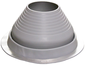 DEKTITE High Temperature flat /& pitch roof pipe Flashing DFE 205RE FLUES