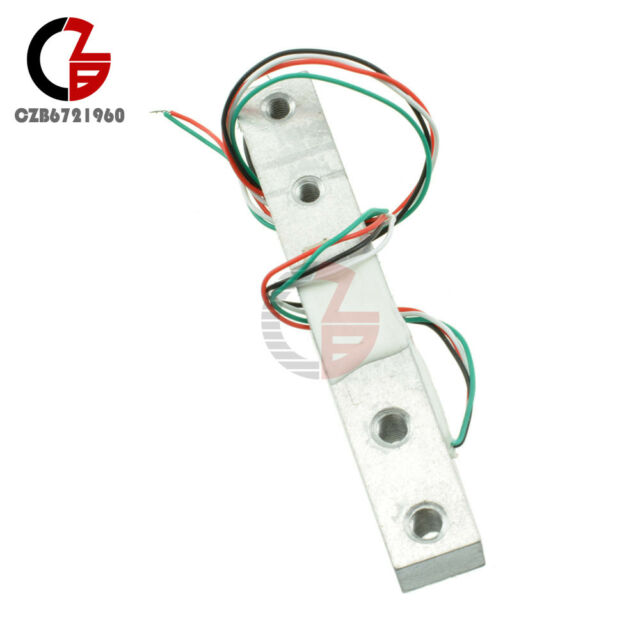 Digital Electronic Scale 1Kg Weight Weighing Sensor Load Cell DC 3V-12V