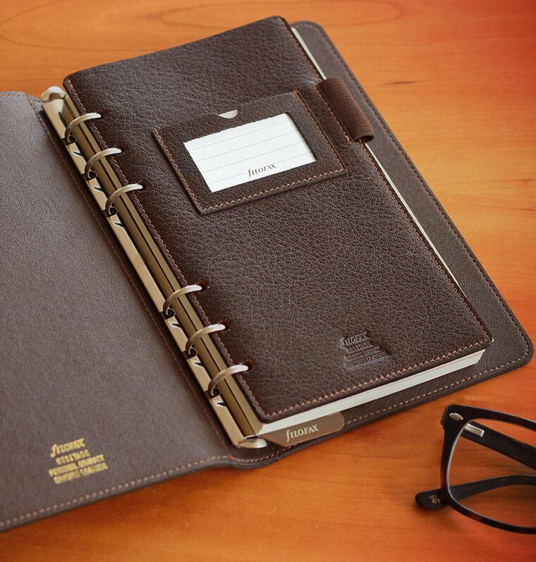 Filofax Heritage Organiser (Personal) Timer, Kalender, Zeitplaner, Leder 26024 | Spielen Sie auf der ganzen Welt und verhindern Sie, dass Ihre Kinder einsam sind  | Charakteristisch  | Roman
