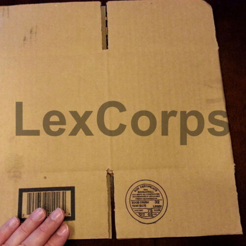 11x9x9 SHIPPING BOXES LC 25 pack