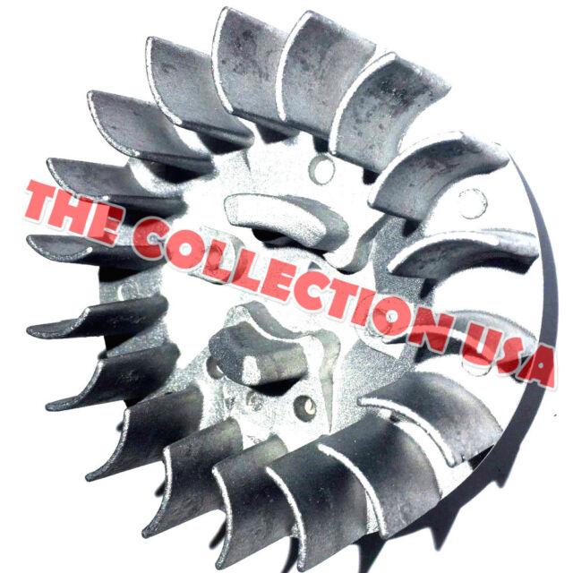 FLYWHEEL FOR 2 STROKE 47CC 49CC CAG CAGLLARI MTA1 MTA2 X1 X2 MX3 POCKET BIKE NEW