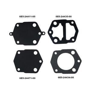 6E5-24411+6E5-24435+6E5-24471-00+6E5-24434 Fuel Pump Gasket Kit For Yamaha Boat
