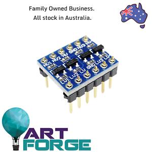 2-x-Bi-directional-Logic-Level-Converter-Module-5V-3-3V-for-Arduino-Raspberry-Pi