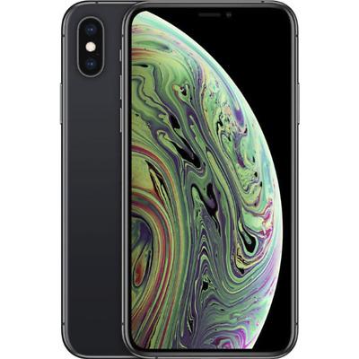 Apple iPhone XS MAX 256GB (Ohne Simlock) Space Grau NEU OVP MT502ZD/A EU
