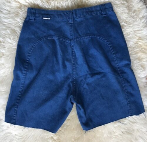 VTG Dittos Blue Jeans Authentic 70s Vintage Cut-Of