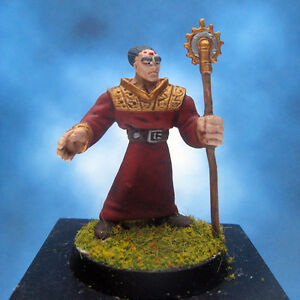Painted-Ral-Partha-Mage-Knight-Miniature-Demi-Magus-II