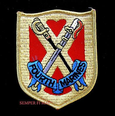 "S U Marine Corps MARINE WARRIOR Skull With Rifle PATCH BRAND NEW 3 1//4/"""