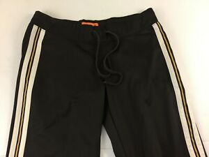 Women's Clothing Activewear Juicy Couture Brown Track Running Track Pants Size S Products Are Sold Without Limitations