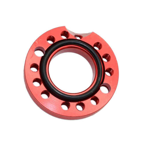 Carb Inlet Manifold Spinner Plate For 90 110 125cc ATV Pit Dirt Bike Red