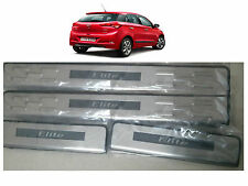 Premium Quality LED Sill Scuff Plates Footsteps for Hyundai i20 Elite