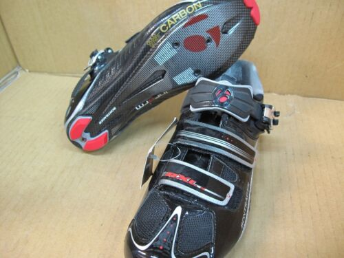 BONTRAGER RXL Cycling Road Shoes Black Carbon Buckle Man Women Youth 37 38 40