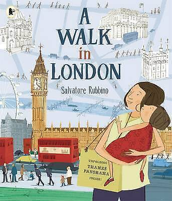 1 of 1 - Rubbino, Salvatore, A Walk in London, Very Good Book