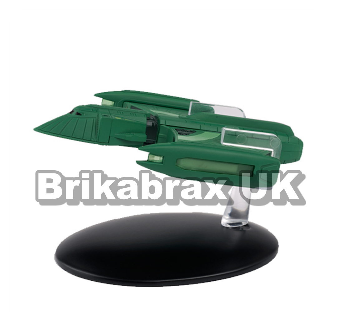 Issue 90 Romulan Scout Ship