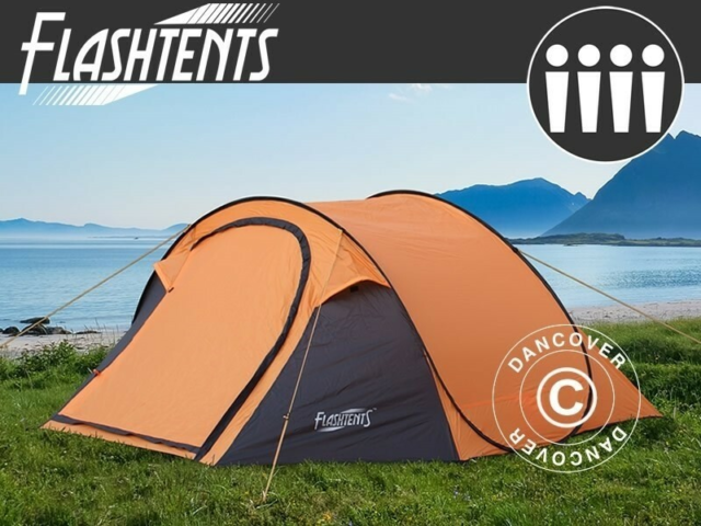 Campingtelt  Festivaltelt pop-up, Flashtents®...,…