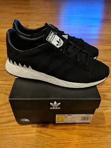best website 5d62d b8bc5 Image is loading ADIDAS-Chop-Shop-NBHD-Neighborhood-Core-Black-DA8839-