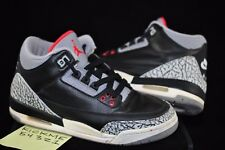 ffb3f372bc7b3e item 5 2001 NIKE AIR JORDAN 3 III RETRO SIZE 5Y BLACK CEMENT FIRE RED USED  NDS YOUTH GS -2001 NIKE AIR JORDAN 3 III RETRO SIZE 5Y BLACK CEMENT FIRE  RED USED ...