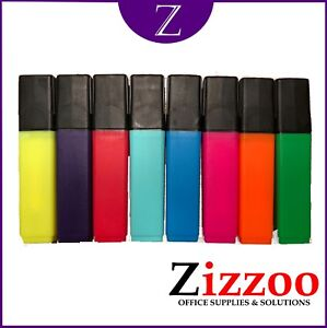 HIGHLIGHTER-PENS-HIGH-LIGHTER-PEN-PACKS-IN-VARIOUS-COLOURS-AND-QUANTITIES