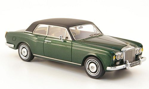 Neo scalemodell 1 43 44145 Bentley Corniche NEW