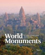 WORLD MONUMENTS (9780847846818) - CANDICE FEHRMAN (HARDCOVER) NEW