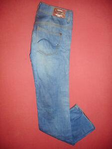 Tommy-Hilfiger-Ruby-W31-L32-REG-coupe-droite-bleu-Femmes-Denim-Jeans