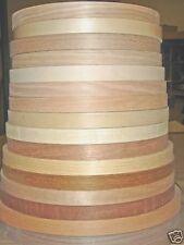 """Bamboo Blonde wood veneer edgebanding 15//16/"""" x 120/"""" fleece with no adhesive"""