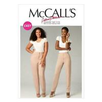 Mccall Pattern Company M6901 Misses'/women's Pants Sewing Template, All Sizes, N